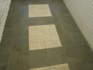 大阪 定期清掃 共有廊下 床清掃01