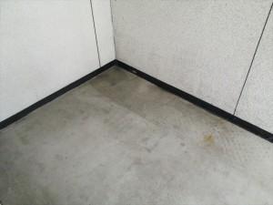 大阪市中央区 定期清掃 共有箇所 床清掃03