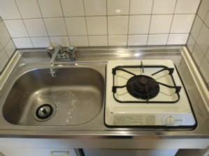 CA3J004西ノ宮 ハウスクリーニング ワンルームマンション キッチン清掃03