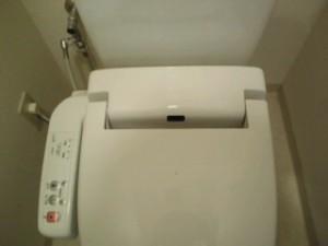 尼崎 ハウスクリーニング トイレ清掃01