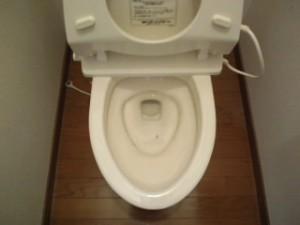 兵庫県三田市 ハウスクリーニング トイレ清掃01