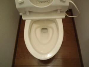 兵庫県三田市 ハウスクリーニング トイレ清掃03
