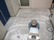 大阪 定期清掃 オフィスビル 床清掃02