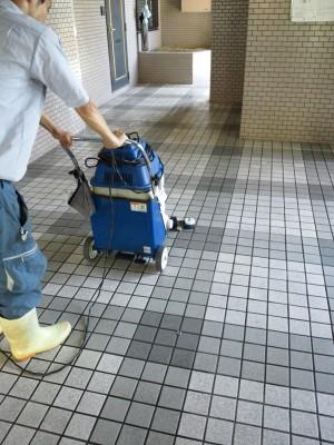 大阪市マンション定期清掃