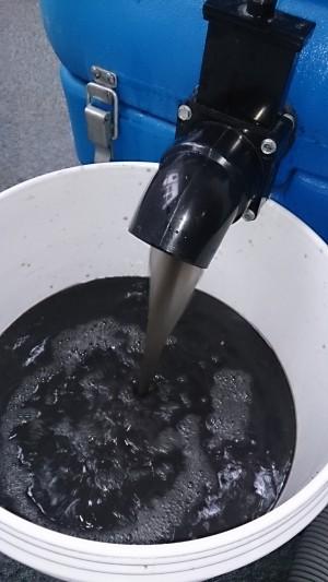 タイルカーペット洗浄 大阪 オフィス清掃04