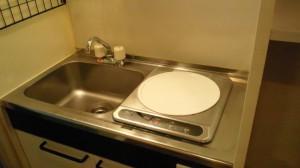 大阪 ハウスクリーニング キッチンまわり清掃01