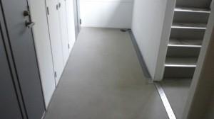 大阪市北区 定期清掃 床清掃01