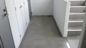 大阪市北区 定期清掃 床清掃03