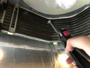 業務用 エアコン 清掃 洗浄 パチンコ
