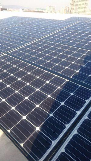 太陽光パネル コーティング