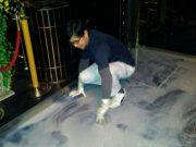 大阪 床剥離洗浄ならソウア