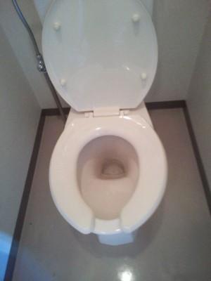 大阪市 ハウスクリーニング トイレ清掃前