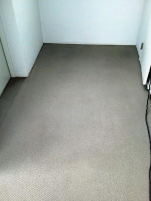 大阪 定期清掃 マンション共有部分 床清掃前