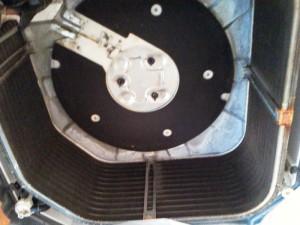 定期清掃 天井カセット型エアコン清掃02