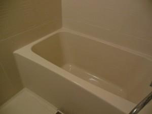 例)浴槽施工後