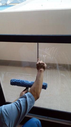 大阪ハウスクリーニング 窓清掃