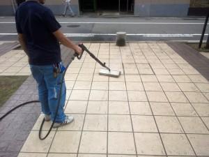 マンション共有部分 大阪 定期清掃